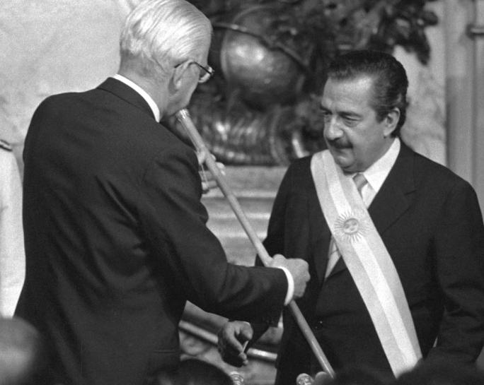 ¡Alfonsinazo! El impulso a la Democracia