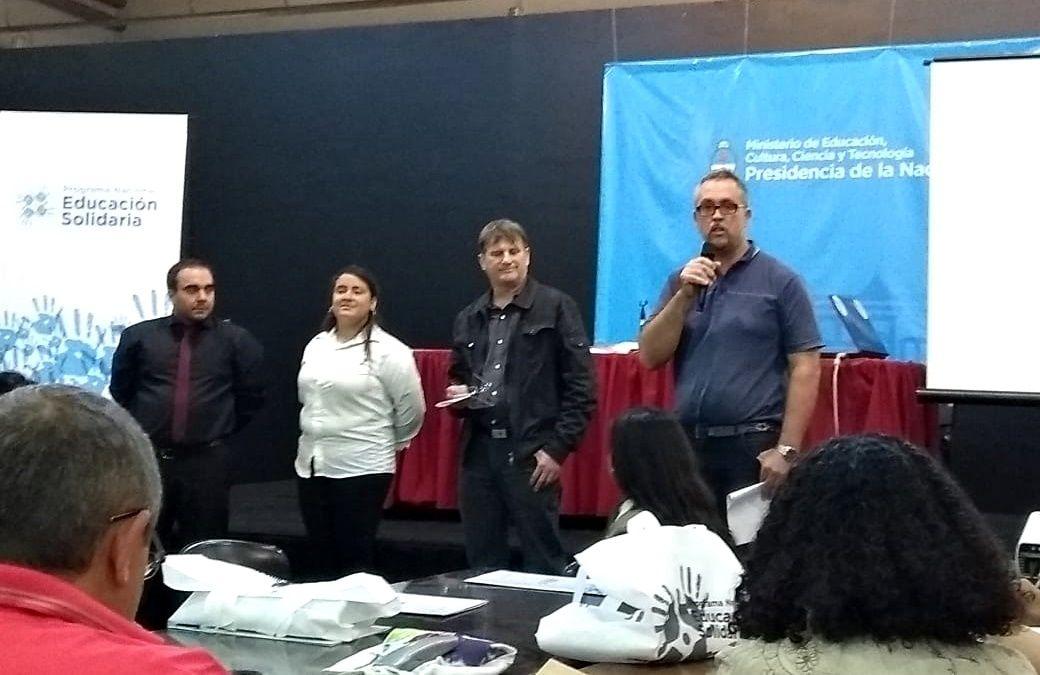 Ambiente, Educación  y Solidaridad