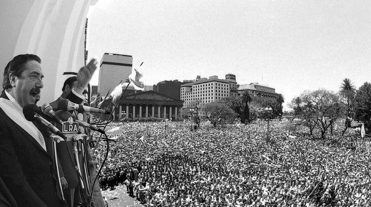 Día del retorno de la Democracia