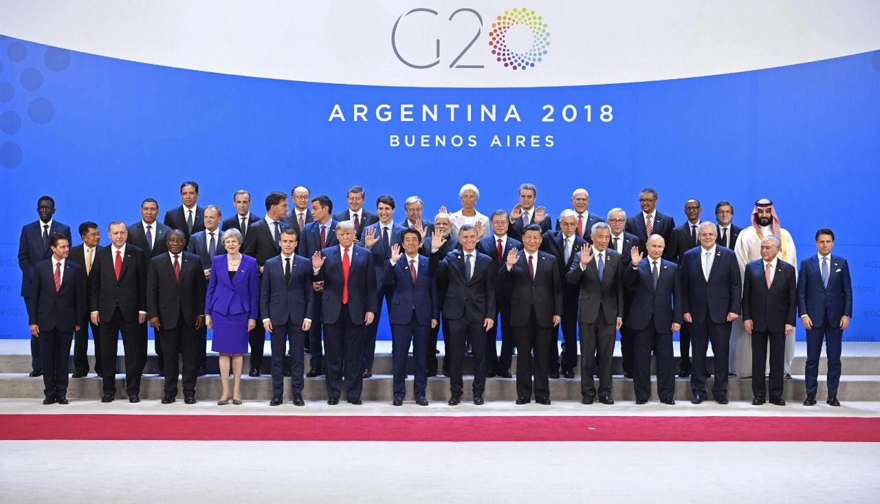 La Agenda Mundial en Buenos Aires