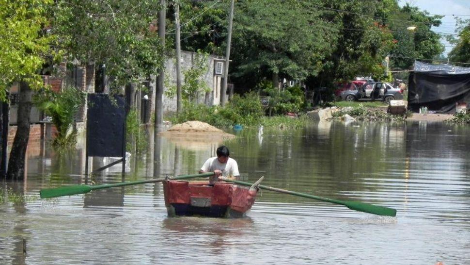 Sabores a inundación