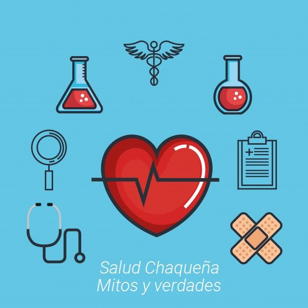 Salud Chaqueña: Mitos y verdades