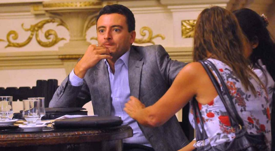 """Rodrigo De Loredo: """"Pedimos racionalidad y prudencia para salvar Cambiemos"""""""