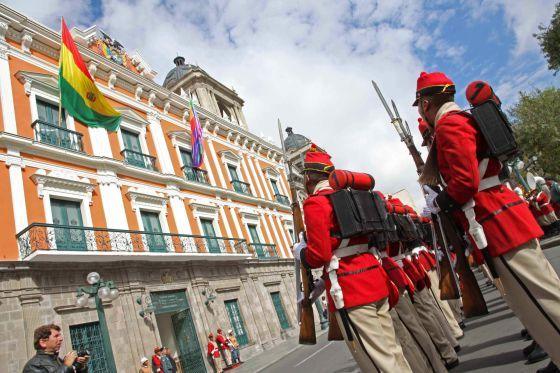 Bolivia, en el tiempo estancado