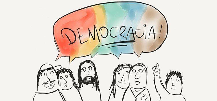 Bienvenido a la democracia