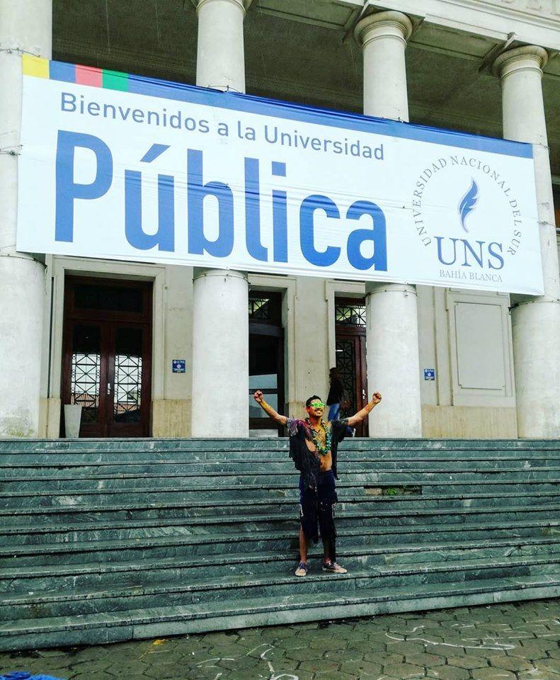 Bienvenidos a la Universidad Pública