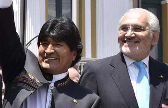Mesa y Morales, dos caras de una misma moneda