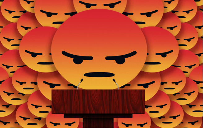 El odio como herramienta electoral