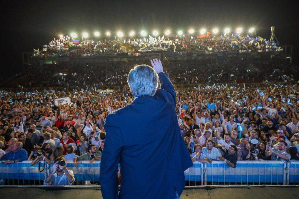 """Alberto Fernandez en Resistencia: """"Proponemos dar vuelta la página y empezar a construir otro país"""""""