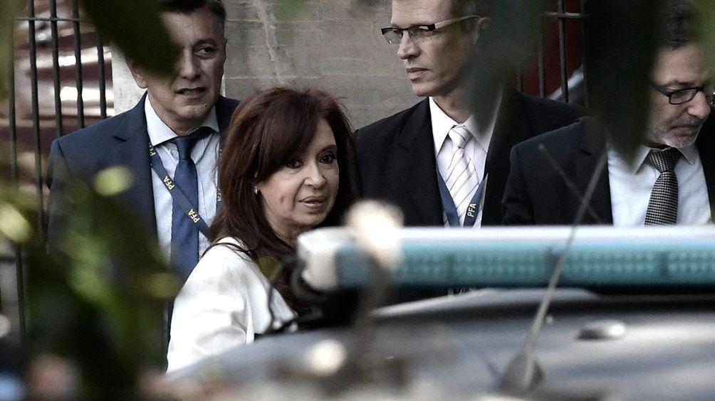 Casación levantó el pedido de prisión preventiva contra CFK