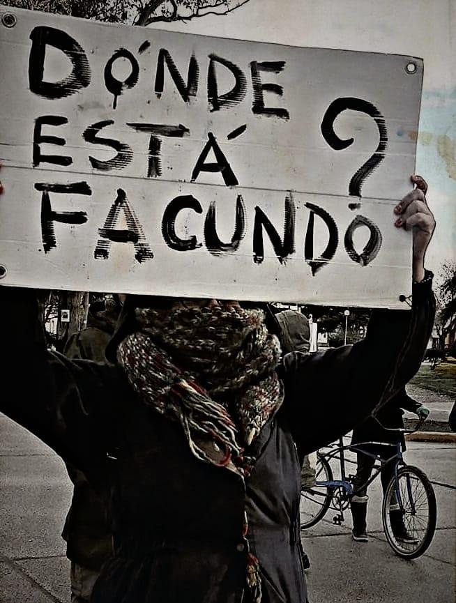 ¿Dónde está Facundo Astudillo Castro?