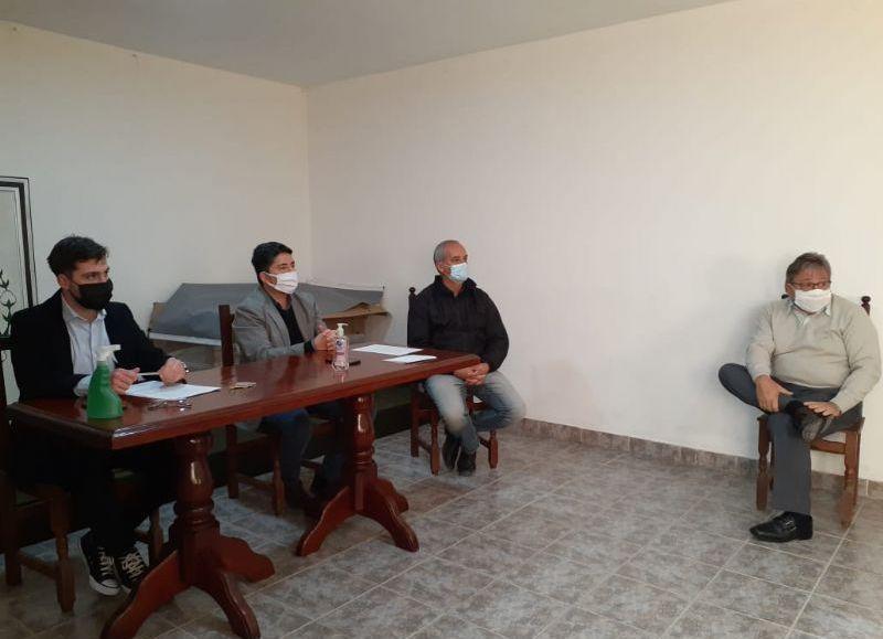 Coronel Du Graty: Ultiman detalles para la habilitación de reuniones religiosas y academias