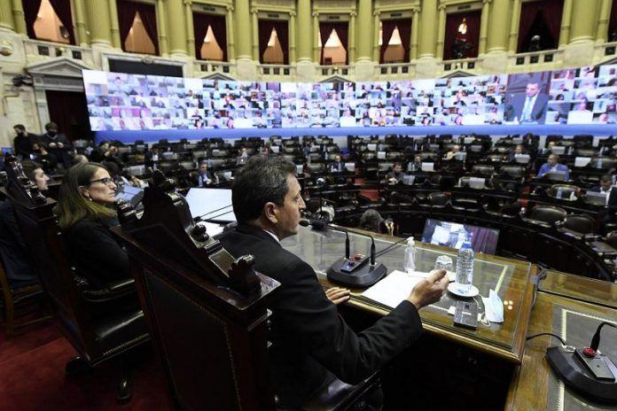 El Congreso extiende el congelamiento de salarios de legisladores y autoridades
