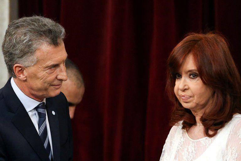 Un Mauricio que es Macri en el país de Cristina