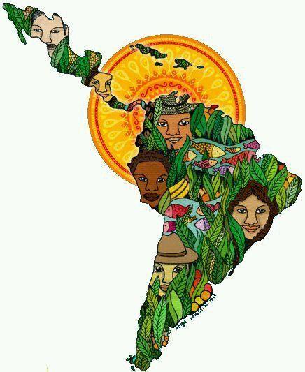 Latinoamérica tiene un origen ideológico común