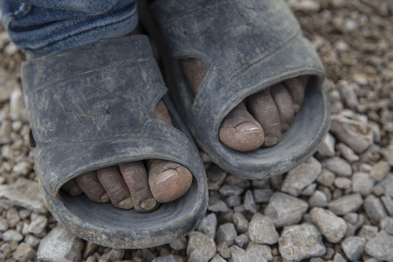 La tragedia de la pobreza