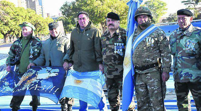 Fernández enviará tres proyectos al Congreso para veteranos de Malvinas